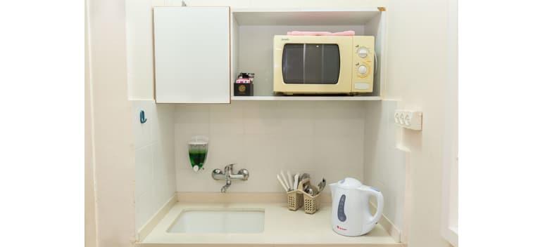מטבח בדירות